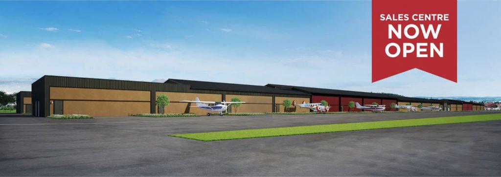 aircraft hangar for sale bc